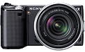 Sony NEX-5 is a popular Timelapse Camera